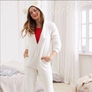 Aerie Polar Bear Onesie size XS/S